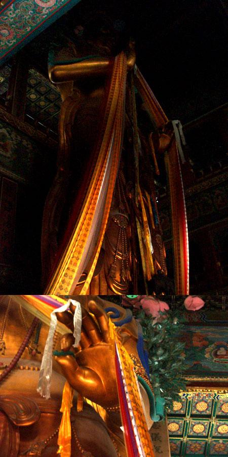 santal bouddha temple des lamas