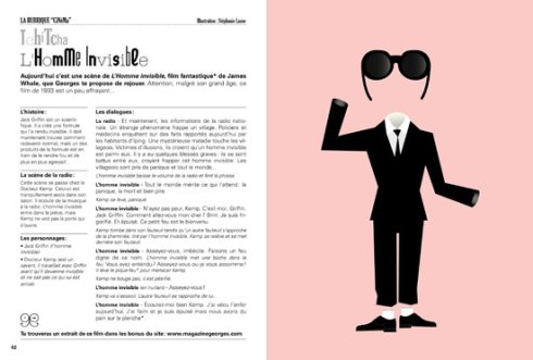 magazine Georges lunettes3